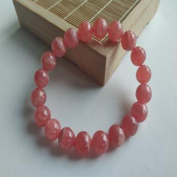 红纹石圆形手链96910836