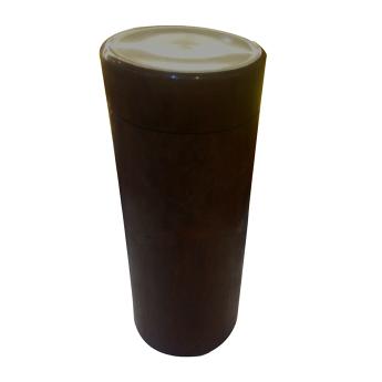 红砭石仿古养生带盖水杯29009115