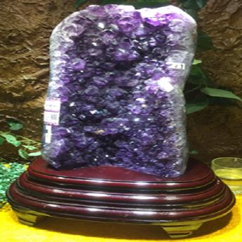 紫晶簇(水精宫殿)10002336