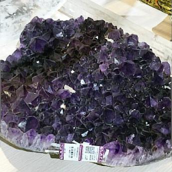 紫晶簇(水精宫殿)10002366