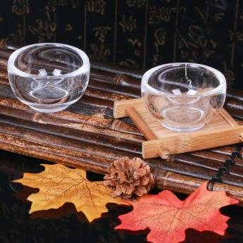 巴西(BRA)水晶矿提纯小茶杯(单只)35101043
