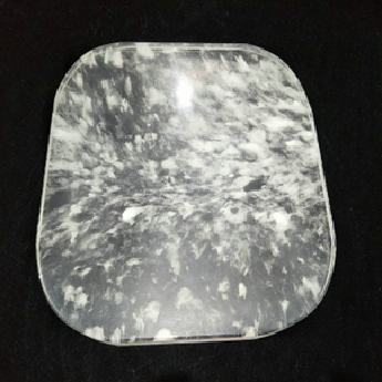 巴西(BRA)水晶矿提纯去痔原石板(方)(圆角)35102137