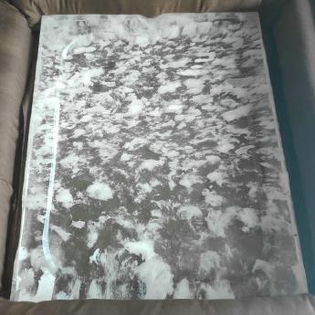 国产(CHN)水晶矿优化去痔原石板(方)礼盒#2735200336