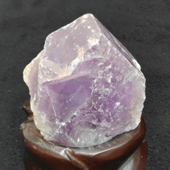 紫晶原矿石摆件(雕刻座)28000293