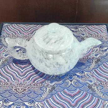 国产(CHN)水晶矿优化光身茶壶(礼盒#14)35200358