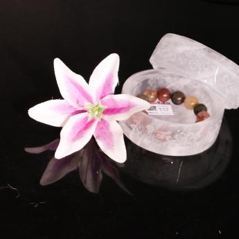 巴西(BRA)水晶矿提纯雕花月光宝盒(大) 35204552