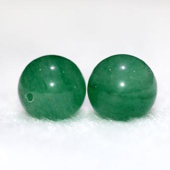 东陵石圆形散珠 18600157 (单颗)