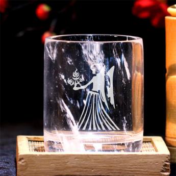 巴西(BRA)水晶矿提纯星座杯(处女座)35103224