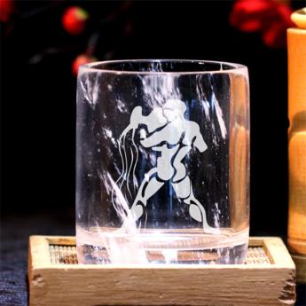 巴西(BRA)水晶矿提纯星座杯(水瓶座)35103234
