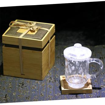 国产(CHN)水晶矿优化手柄端杯带盖(礼盒#18) 35205002