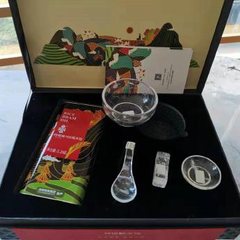 巴西(BRA)水晶矿提纯餐具(4件套+粮油礼盒)35103243