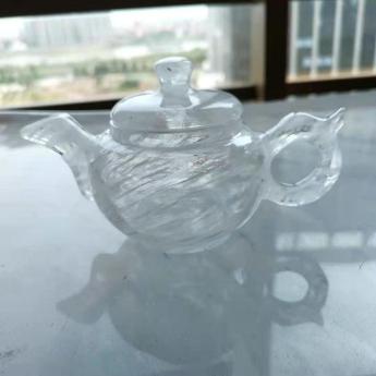 国产(CHN)水晶矿优化光身茶壶35200209