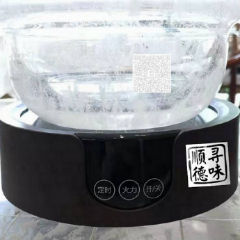 触屏多功能圆形小电陶炉82900100