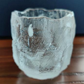 巴西(BRA)水晶矿提纯冰烧直杯35102630