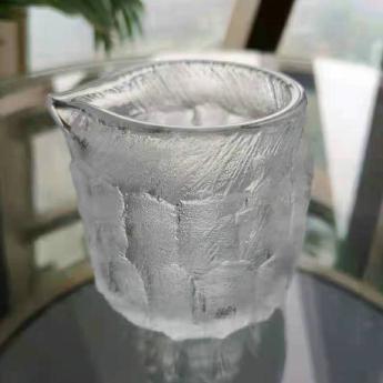 巴西(BRA)水晶矿提纯冰烧压嘴公道杯35102633